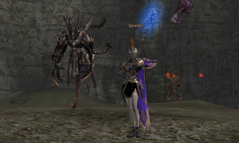 Qwentin Lineage 2 Classic ФС лорд