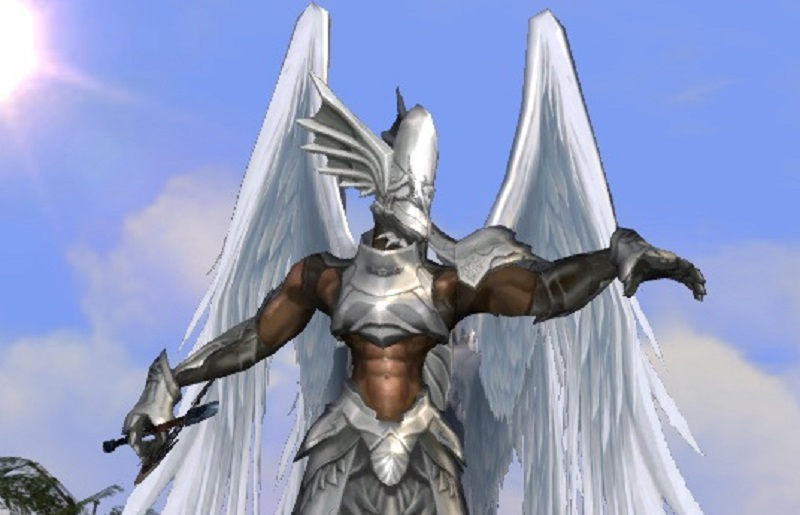 В Lineage 2 Essence на сервере Azure произошёл редкий случай, с Ангела-Жреца была выбита эпическая бижутерия Кольцо Баюма